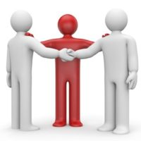 Agreement with intermediary